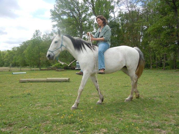 bareback-riding